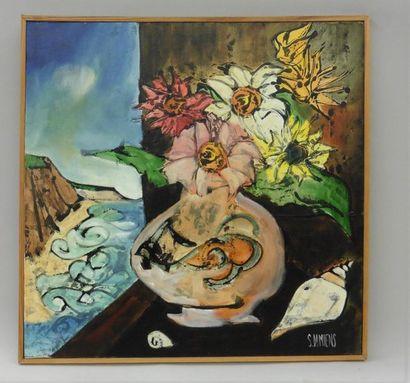 Serge DAMIENS (25 décembre 1954) «Les Deux...