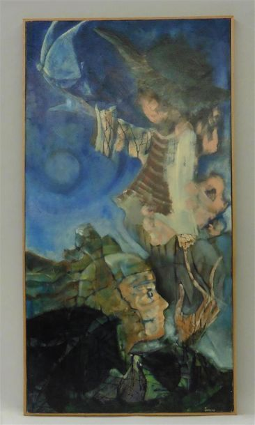 Serge DAMIENS (25 décembre 1954) «J'ai rêvé...