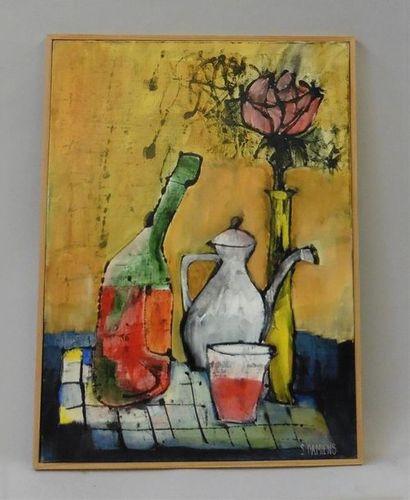 Serge DAMIENS (25 décembre 1954) «Une Rose...