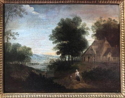 Ecole hollandaise du XVIIe siècle
