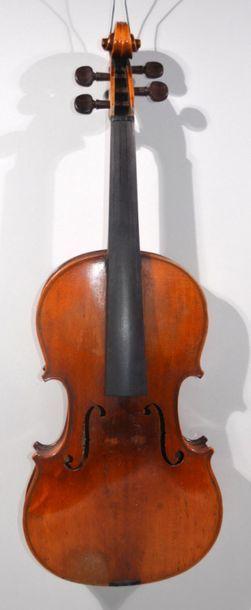 Nicolas VISSENAIRE, Luthier à Lyon Violon...