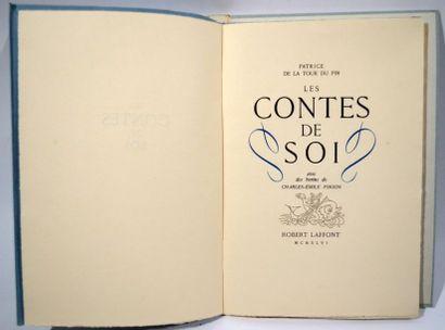 LA TOUR DU PIN (Patrice de). Les Contes de...