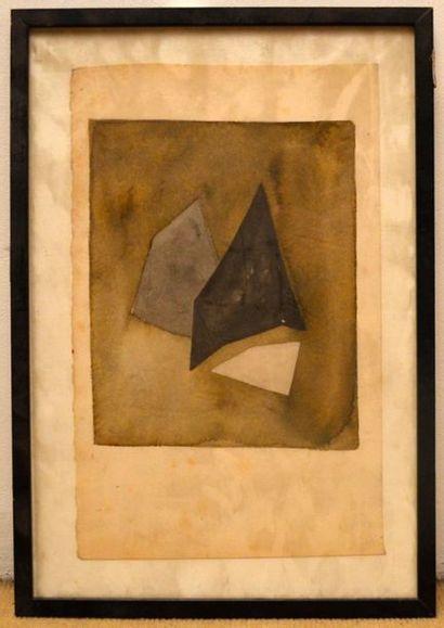 Jean SIGNOVERT (1919-1981)