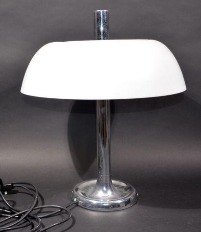 Egon HILLEBRAND (XXe siècle)  Lampe de bureau...