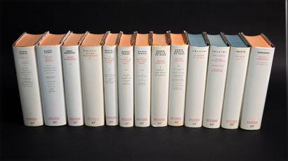 BIBLIOTHEQUE DE LA PLEIADE - Collection de...