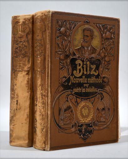 BILZ (F.E.), Nouvelle méthode pour guérir...