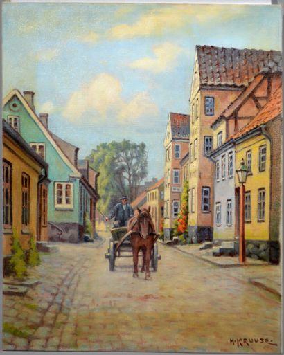 Hans KRUUSE (1893-1964)