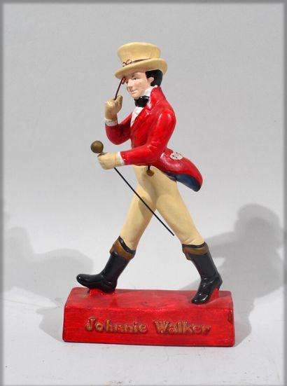 JOHNNIE WALKER  Ceramic advertising statuette....