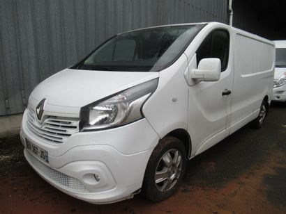 CTTE RENAULT TRAFIC III fourgon 1.6 DCI...