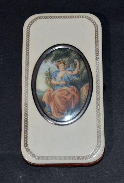 E. LESUEUR - Ecole française du XIXe siècle...