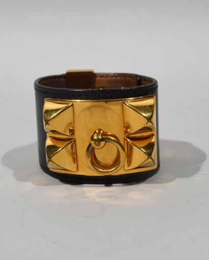 HERMES Paris made in France  Bracelet manchette...