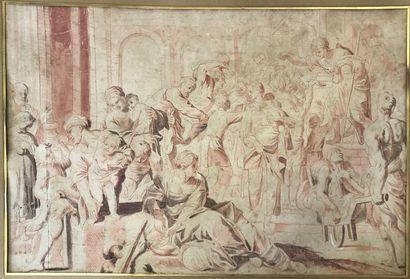 Guido Reni (1575-1642) d'après Annibale CARRACCI...