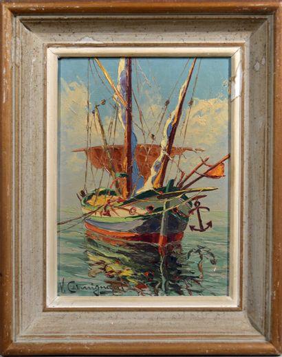 Vincent CERMIGNANI (1902-1971)