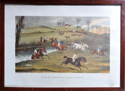 D'après F.C. Turner, «Vale of Aylesbury...