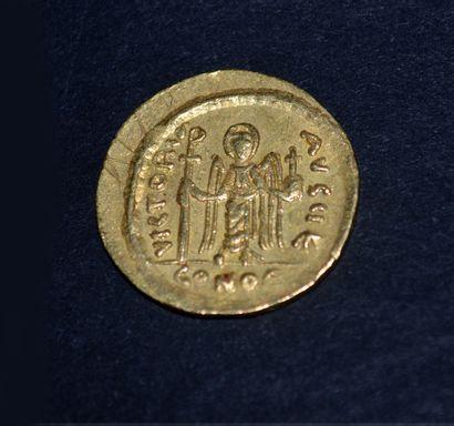 Magnifique pièce de Phocas en or jaune 24...