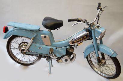 Motobécane AV 88 dite « La Bleue »  Monocylindre...