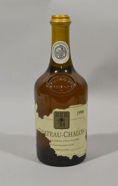1 bouteille de Chateau Chalon vin jaune Jura...