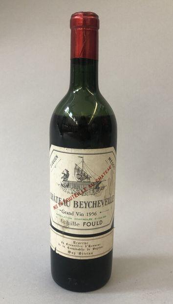 1 bouteille de Saint-Julien, Château Beychevelle,...