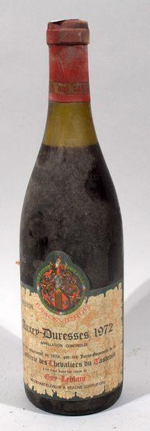1 bouteille d'AUXEY DURESSES Confrérie des...