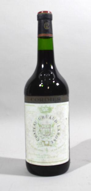 1 Magnum de CHATEAU GRUAUD-LAROSE Saint Julien...