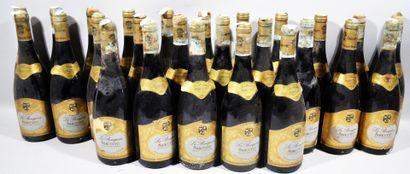 26 bouteilles de SANCERRE blanc «La Bourgeoise»...