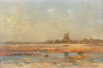 Antoine Guillemet (1841 - 1918)