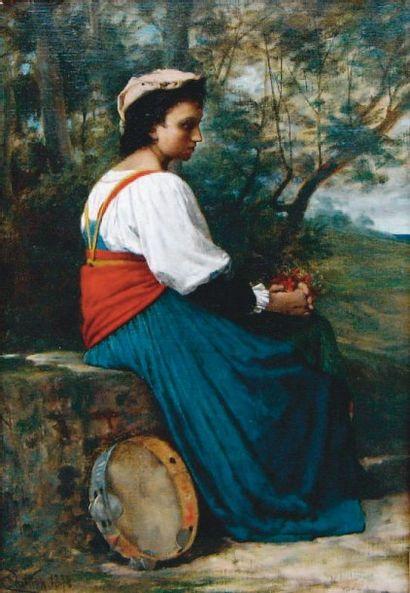 Theobald Chartran (1849 - 1907)