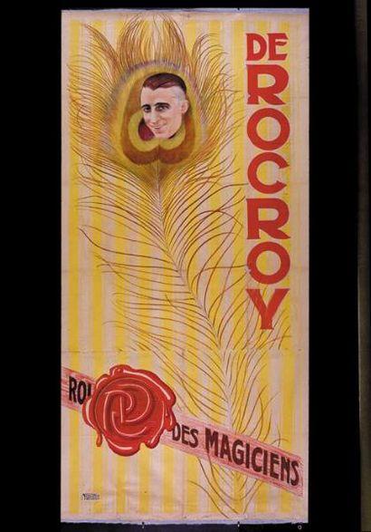 DE ROCROY .