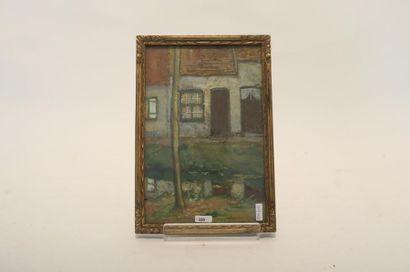 RECKELBUS Louis Joseph (1864-1958) [attribué à]