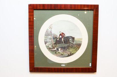 SHAYER William (1811-1892) [d'après],