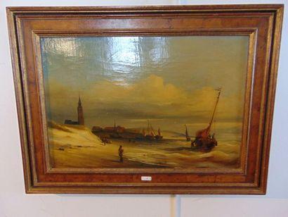 CLAYS Paul Jean (1819-1900)