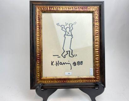 HARING KEITH (1958-1990)