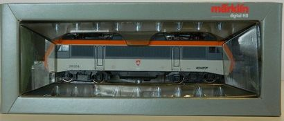 MÄRKLIN 3634, motrice électrique BB, série...