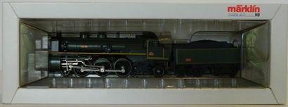 MÄRKLIN 3317, locomotive à vapeur Pacific,...