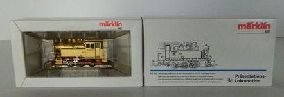 MÄRKLIN 33049, loco-tender 030 allemande,...