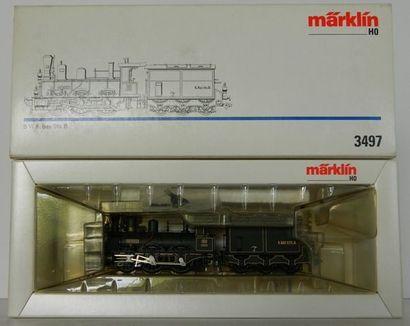 MÄRKLIN 3497, locomotive K.Bay.Sts.B. (M...
