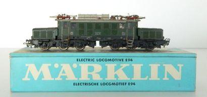 MÄRKLIN 3022, motrice allemande CC E 94 276...