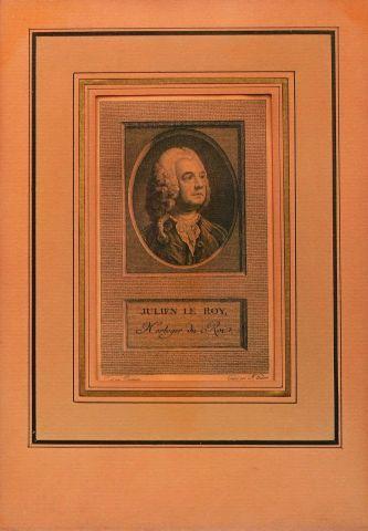 Julien Le Roy (1686-1759) Version réduite...