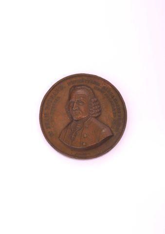 Médaille en bronze commémorant Daniel Jean...