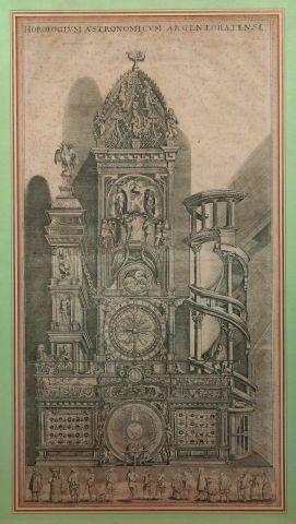Deuxième horloge astronomique de la cathédrale...