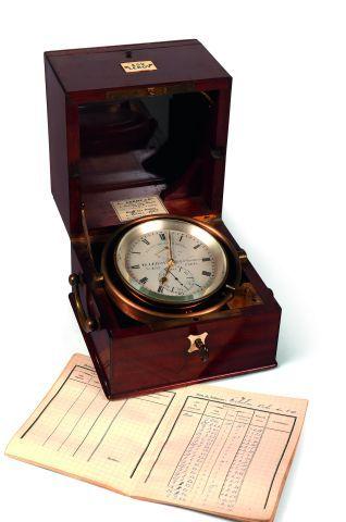 Chronomètre à 49 heures de réserve de marche,...