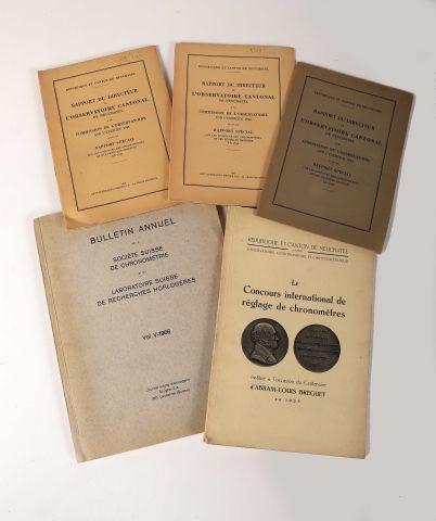 1927 Madrid. MARINDAZ, Georges. Rapport général de l'exposition française à Madrid,...
