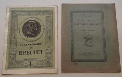 Dix publications modernes concernant Bre...