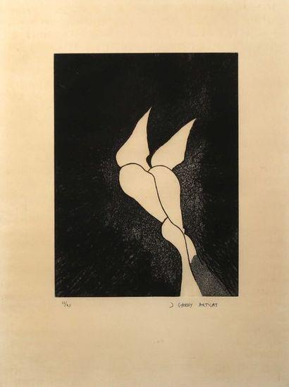 Joan GARDY ARTIGATS (1938-),  «Sans titre/...