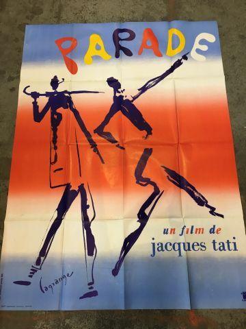 Ensemble de plus de 50 affiches de cinéma...