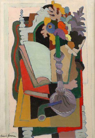 NON VENU Henri CLEMENT-SERVEAU (1886- 1972)...