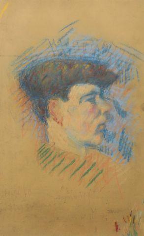 Jean-Célestin DANGUY (1863-1926),   «Portrait...