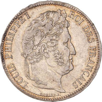 Louis-Philippe (18301848)— 5 Francs 1838...