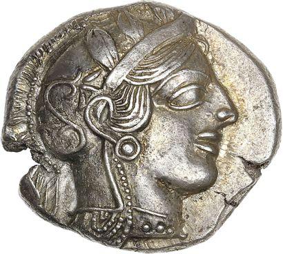 Grèce, Attique / Athènes ( 454-404 AV J.C)...