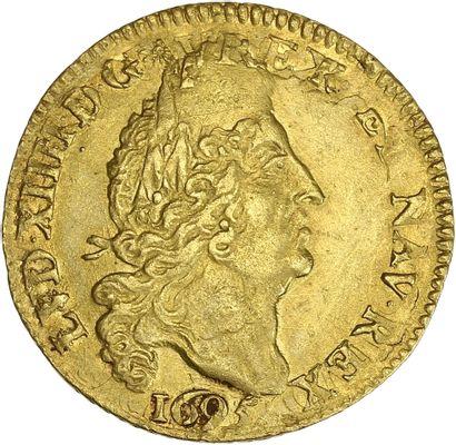 France , Louis XIV ( 1643-1715) - Louis d'or...